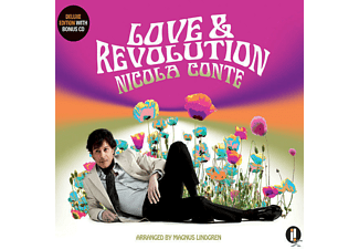 Nicola Conte - Love & Revolution - (CD)