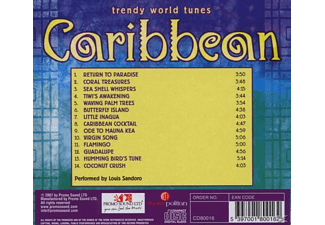 Various - Caribbean - Trendy World Tunes Vol.16 - (CD)