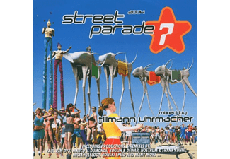 Tillmann (mixed By) Various/uhrmacher - Street Parade 2004 - (CD)