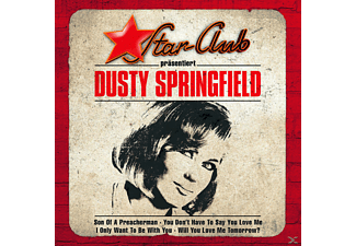 Dusty Springfield - Star Club - (CD)