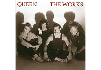Queen - The Works (Vinyl LP (nagylemez))