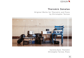 Carolina Eyck - Theremin Sonatas-Original Works For Theremin And Piano [CD]