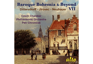 Czech Chamber Philharmonic Orchestra, Petr Chromacak - Baroque Bohemia & Beyond Vii - (CD)