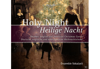 Philip Mayers, Holger Marks, Markus Schuck, Michael Timm, Oliver Gawlik, Judith Simonis - Holy Night-Heilige Nacht - (CD)