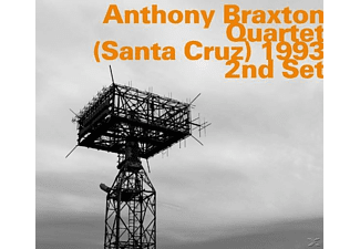 Anthony Quartet Braxton - (Santa Cruz) 1993 2nd Set - (CD)