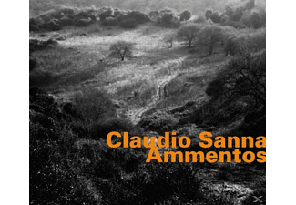 Claudio Sanna - Ammentos - (CD)