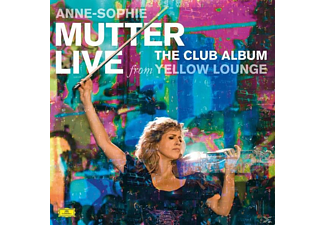 Anne-Sophie Mutter - The Club Album Live From Yellow Lounge - (Vinyl)