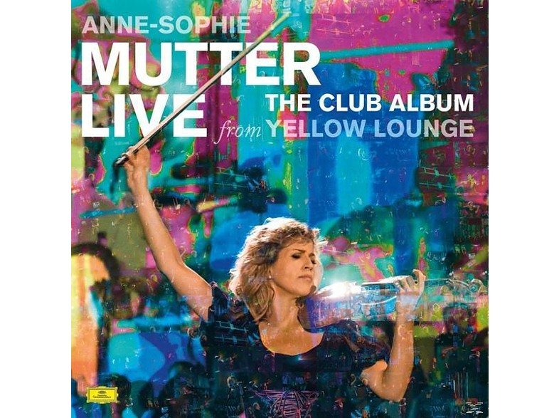 Anne-Sophie Mutter - The Club Album Live From Yellow Lounge [Vinyl]