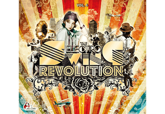 VARIOUS - The Electro Swing Revolution Vol.4 - (CD)