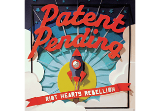 Patent Pending - Riot Hearts Rebellion - (CD)