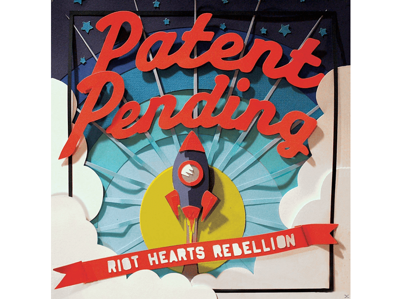 Patent Pending - Riot Hearts Rebellion [CD]