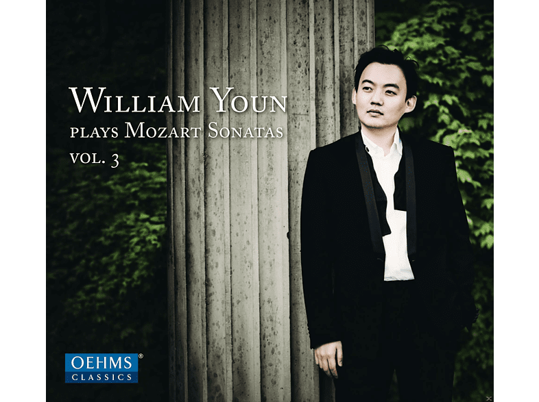 William Youn - Klaviersonaten Kv 279, 331, 533 [CD]