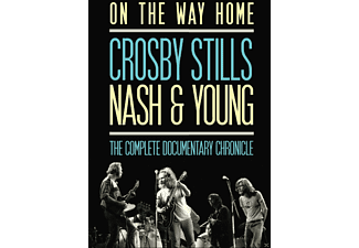 Crosby, Stills, Nash And Young: On The Way Home - (DVD)