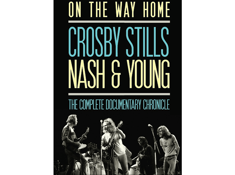 Crosby, Stills, Nash And Young: On The Way Home [DVD]