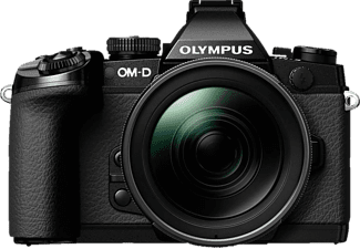 OLYMPUS E‑M1 Kit EZ-M 12-40mm Pro Black - (V207017BE000)