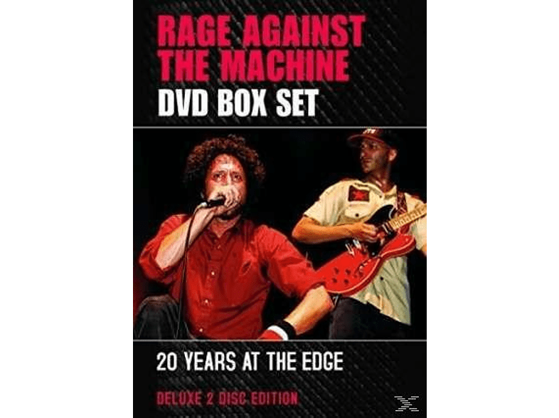 Rage Against The Machine DVD Box-Set [DVD]