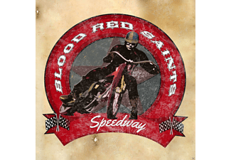 Blood Red Saints - Speedway - (CD)