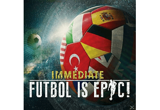Immediate - Futbol Is Epic! - (CD)