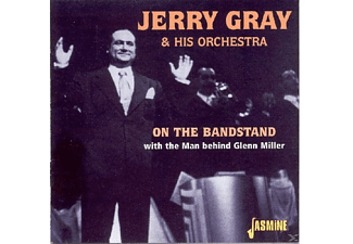 Jerry Orchestra Gray - On The Bandstand-With The Man Behind Glenn Miller - (CD)
