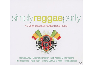 VARIOUS - Simply Reggae Party - (CD)