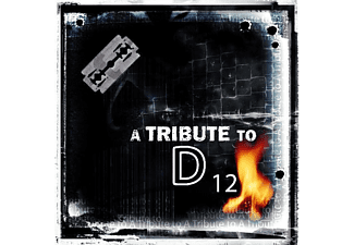 D-12.=TRIBUTE - Tribute To D12 - (CD)