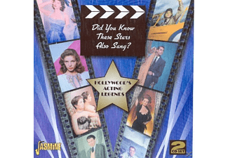 VARIOUS - Did You Know These Stars Also Sang? - (CD)
