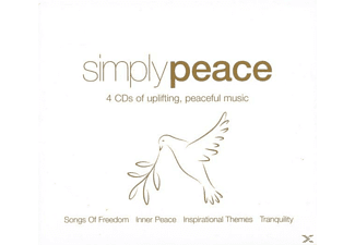 VARIOUS - Simply Peace - (CD)