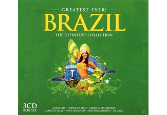 VARIOUS - Brazil-Greatest Ever - (CD)