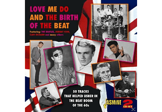 VARIOUS - Love Me Do & The Birth Of The Beat - (CD)