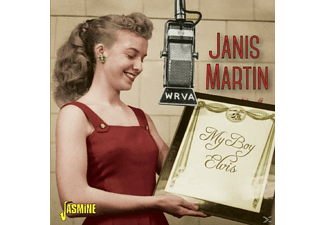 Janis Martin - My Boy Elvis - (CD)