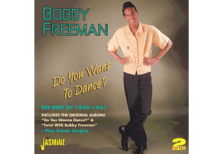 Bobby Freeman - Do You Want To Dance - (CD)