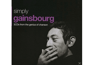 Serge Gainsbourg - Simply Gainsbourg - (CD)