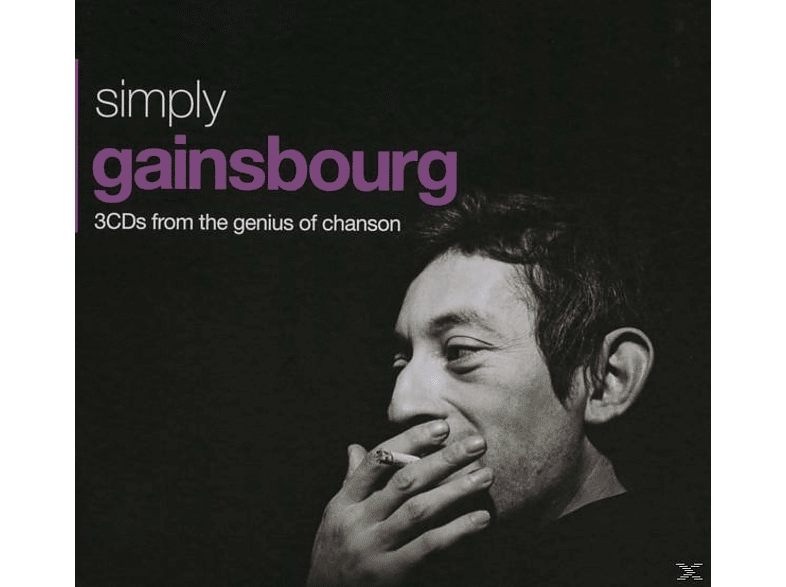 Serge Gainsbourg - Simply Gainsbourg [CD]