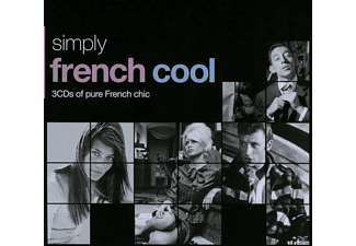 VARIOUS - Simply French Cool - (CD)