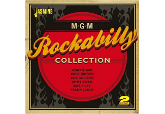 VARIOUS - MGM Rockabilly Collection - (CD)