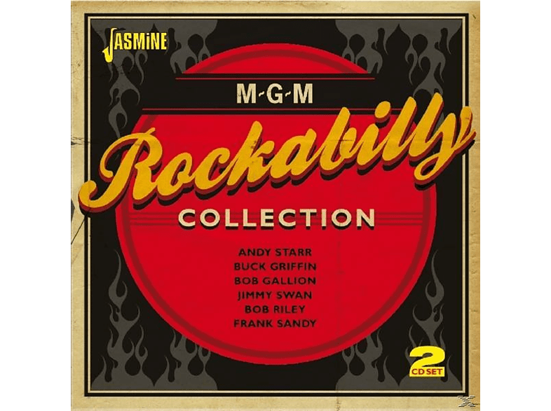 VARIOUS - MGM Rockabilly Collection [CD]