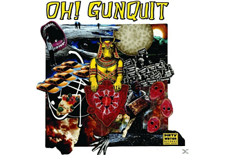 Oh! Gunquit - Eat Yuppies And Dance - (CD)