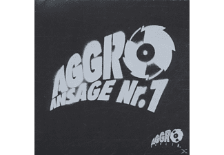 Various - Aggro Ansage Nr.1 EP - (5 Zoll Single CD (2-Track))
