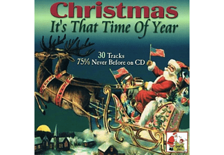 VARIOUS - Christmas: It's That Time Of Year - (CD)