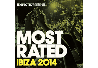 VARIOUS - Defected Pres. Most Rated Ibiza 2014 [CD]