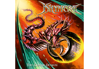 Khymera - The Grand Design - (CD)