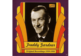 Freddy Gardner - Original Recordings 1939-1950 - (CD)