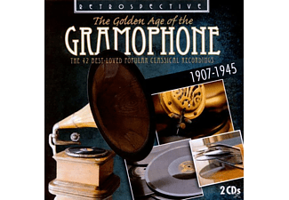 VARIOUS - The Golden Age of the Gramphone - (CD)