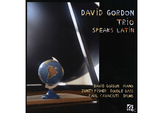 David Gordon Trio, David Gordon (piano), Jonty Fis - Speaks Latin - (CD)