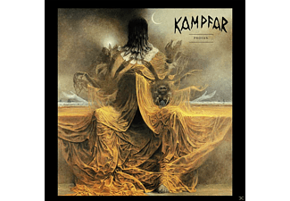 Kampfar - Profan (Ltd.Digipak Incl.Patch) - (CD)