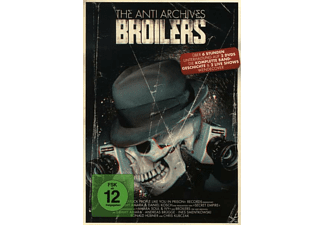Broilers - The Anti Archives - (DVD)