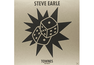 Steve Earle - Townes: The Basics (Limited Edition) - (Vinyl)