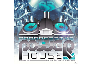 VARIOUS - Progressive Power House 2 - (CD)