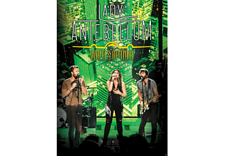 Lady Antebellum - Wheels Up Tour - (DVD)