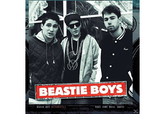 Beastie Boys - Instrumentals-Make Some Noise, Bb - (Vinyl)